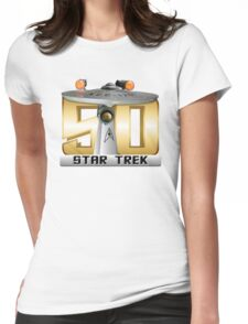 Trek Bowl 50 Womens Fitted T-Shirt