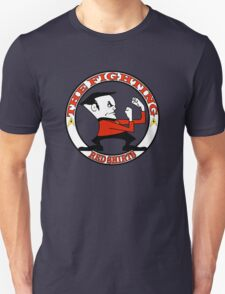 The Fighting Red Shirts with logo Unisex T-Shirt