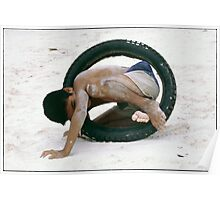 Well Tyred! Poster