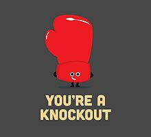 Character Building - Boxing Glove by SevenHundred