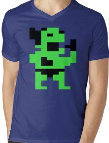 Yamo C64 Mens V-Neck T-Shirt