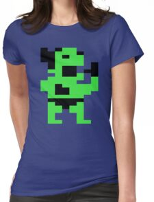 Yamo C64 Womens Fitted T-Shirt