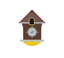 Cuckoo Clock  by ilovecotton