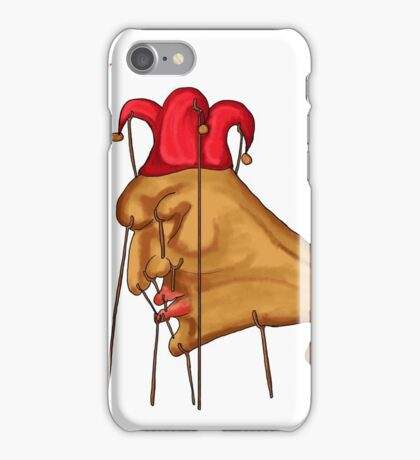Red Joker iPhone Case/Skin