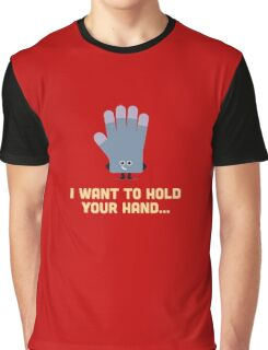 Character Building - Glove Graphic T-Shirt