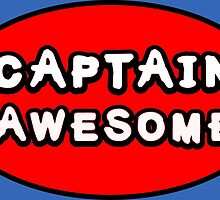 Captain Awesome by Kreativista