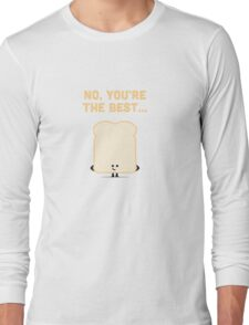 Character Building - Sliced Bread Long Sleeve T-Shirt