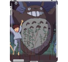 My Neighbour Totoro scene iPad Case/Skin