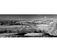 Shepton Panorama Photographic Print