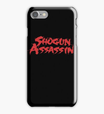 Shogun Assassin - ONE:Print iPhone Case/Skin