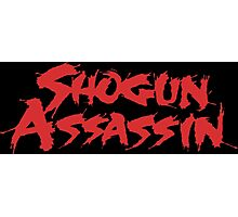 Shogun Assassin - ONE:Print Photographic Print