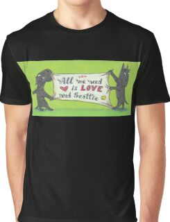 All YOU need is.. Graphic T-Shirt