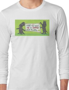 All YOU need is.. Long Sleeve T-Shirt