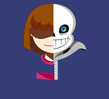 Undertale Sans VS Frisk T-Shirt