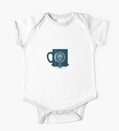 Character Building - Evil Coffee Kids Clothes