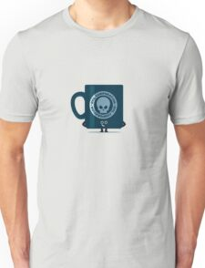 Character Building - Evil Coffee T-Shirt