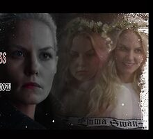 Dark Swan - OUAT by wolvezrul3