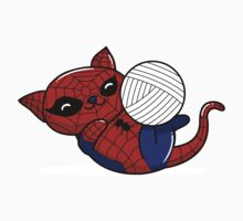 Spider Kitty Baby Tee