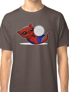 Spider Kitty Classic T-Shirt