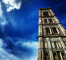 Florence's Giotto Tower by MJKDesign