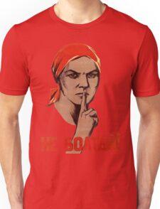 Soviet Treason Poster Unisex T-Shirt