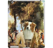 Australian Shepherd Art - The Winch iPad Case/Skin