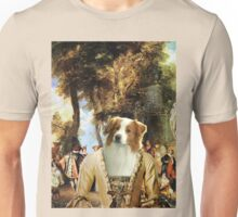 Australian Shepherd Art - The Winch Unisex T-Shirt