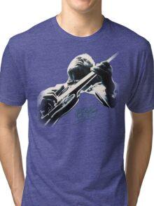 B B King T-Shirt Tri-blend T-Shirt