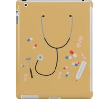 doctors equipment iPad Case/Skin