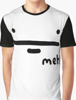 Meh. Graphic T-Shirt