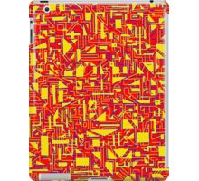 Mazetract Blocks iPad Case/Skin