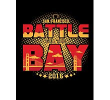 Battle for the Bay Photographic Print