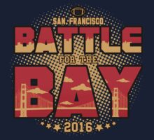 Battle for the Bay One Piece - Short Sleeve