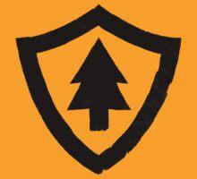 Firewatch logo by Grytsevytch