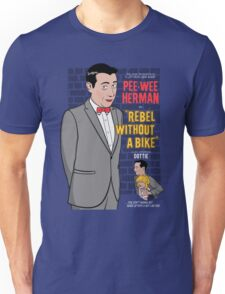 Rebel Without A Bike T-Shirt