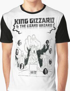 King Gizzard & The Lizard Wizard Graphic T-Shirt