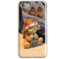 Loving figurine - Object Photography iPhone Case/Skin