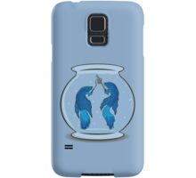 Betta Battle Samsung Galaxy Case/Skin