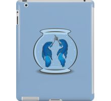 Betta Battle iPad Case/Skin