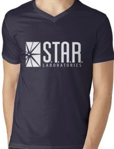 star labs Mens V-Neck T-Shirt