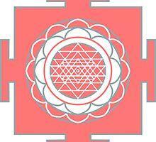 Yantra - cosmic conductor of energy. Yantra Sree . Sacred Geometry by OlgaBerlet