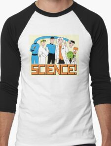 SCIENCE! Men's Baseball ¾ T-Shirt