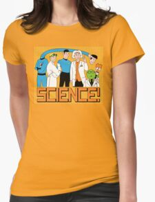 SCIENCE! Womens T-Shirt