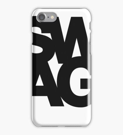 SWAG iPhone Case/Skin