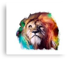 Lion 2 Canvas Print