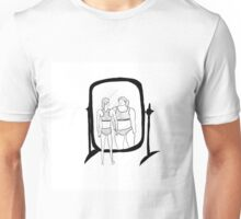 Anorexia Unisex T-Shirt