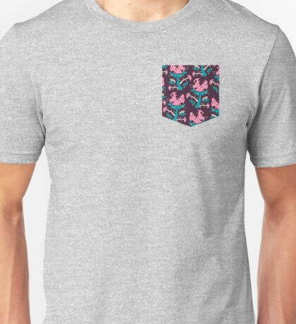 Piranha Plant Faux Pocket Unisex T-Shirt