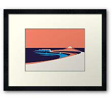 Lyme Regis - The Cobb Framed Print