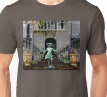Ghost in a Madeira Mansion Unisex T-Shirt
