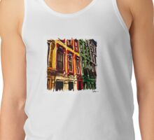BROWNSTONE COLOR (C) GYLLIAYN  Tank Top